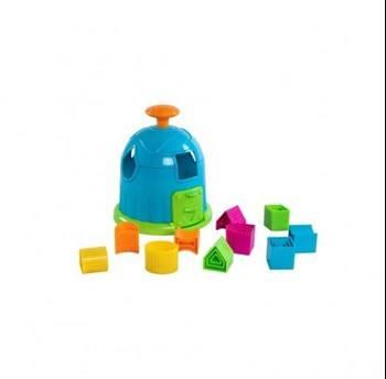 Fat Brain Toy: Sorter kszałtów Shape factory