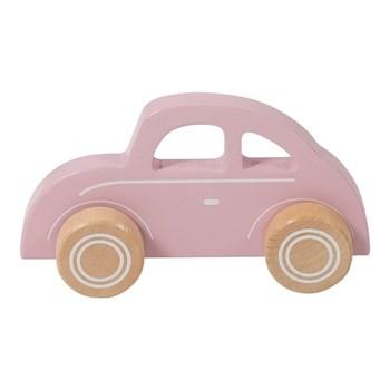 Little Dutch - Autko różowe Beetle