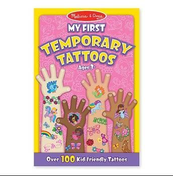 Melissa&Doug - Zestaw tatuaży dla dziewczynek