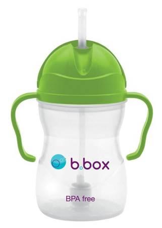 B.BOX - Bidon niekapek zielony