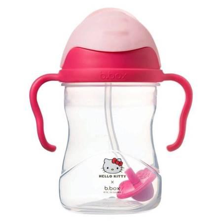 B.Box: Bidon ze słomką 240 ml Hello Kitty Pop Star