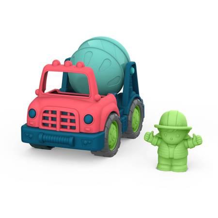 B.Toys: Mała BETONIARKA z kierowcą