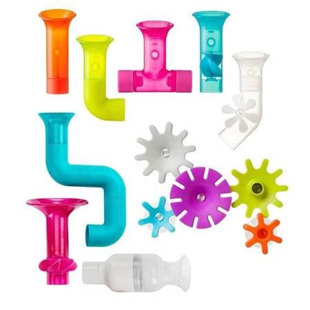 Boon: Zestaw zabawek do wody Pipes Cogs Tubes