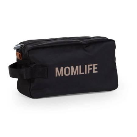 Childhome: Kosmetyczka Momlife Czarno-Złota